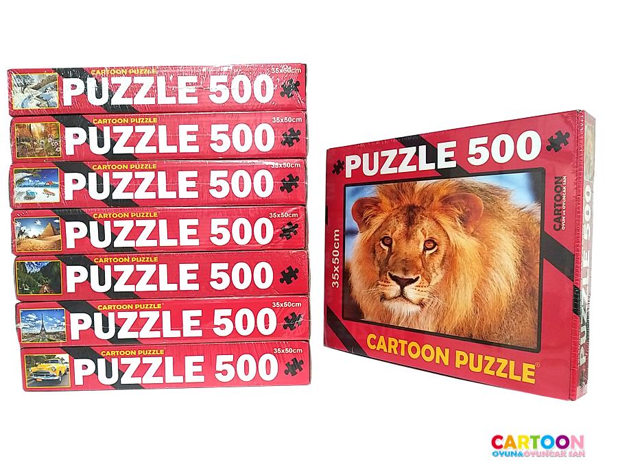 500-puzzle
